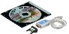 """מק""""ט 108030- תוכנת מחשב + כבל"""