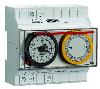 """מק""""ט 108017 - שעון פיקוד מכני יומי ושבועי"""